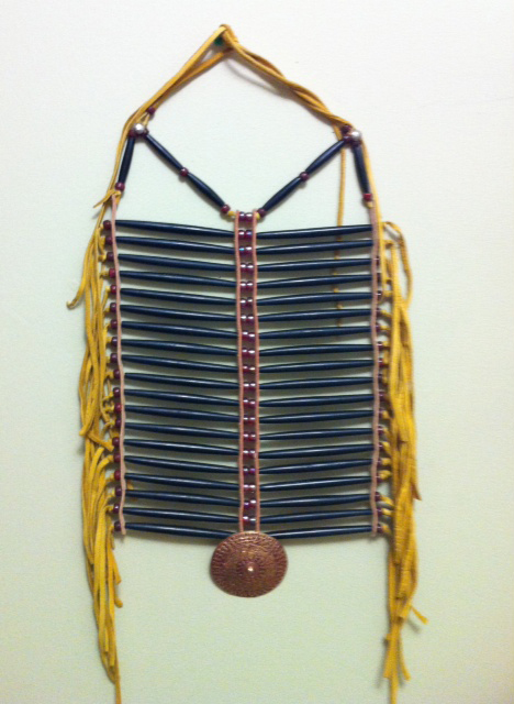Sioux-breast-plate