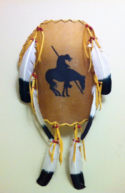 Warrior-shield