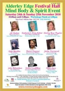 Alderley Edge Mind Body Spirit Event @ Festival Hall | England | United Kingdom
