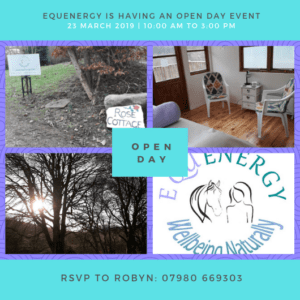 Open Day @ Equenergy: Wellbeing Naturally, Rose Cottage,    Wales   United Kingdom